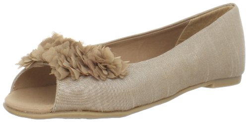 Uptown by CL Laundry Flat Womens Girl Ballet Sand Chinese xfSqSwv