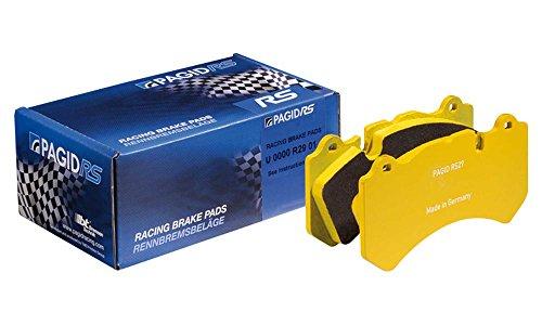 Pagid U2707 Brake Pads - RS29 (Yellow) Compound