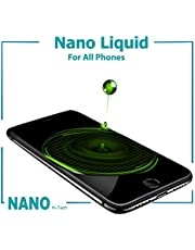 Original Nano Liquid Screen Protector, Scratch Resistant 9H Hardness for All Smartphones, Tablets, Watches Glasses, Cameras. Nano Coating for Apple iPhone 6/6s, 7/7 Plus, 8, X, Xs, Xr. 7Tech