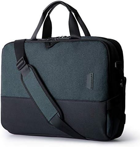 Laptop Bag,BAGSMART 15.6 Inch Laptop Messenger Shoulder Bag Briefcase for Men Women