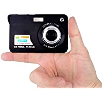 Webat 2.7 inch TFT LCD HD Mini Digital Camera-Black