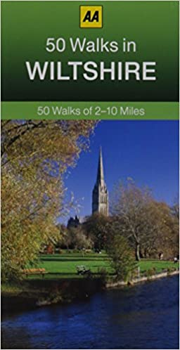 Wiltshire Walking Guidebook (AA)
