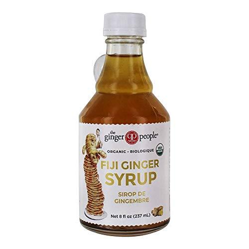 Ginger People Syrup Fijian Organic, 8 oz