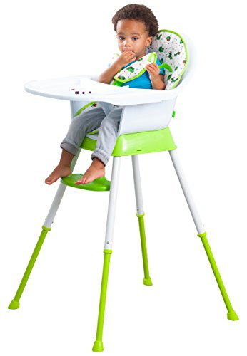 - Creative Baby The Very Hungry Caterpillar 3 in 1 High Chair, Leaves