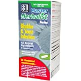 Bell Lifestyle, Master Herbalist Series, Bladder & Yeast Infection, 1,310 mg, 60 Capsules