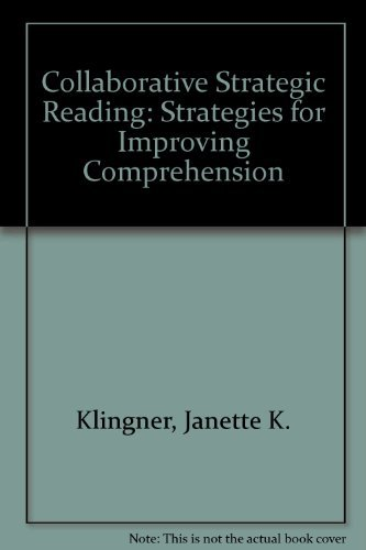 Collaborative Strategic Reading