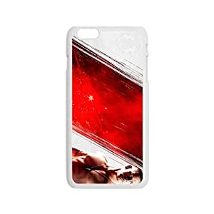 Cool-Benz WWE 2K15 wrestling fighting action warrior poster Phone case for iphone 6