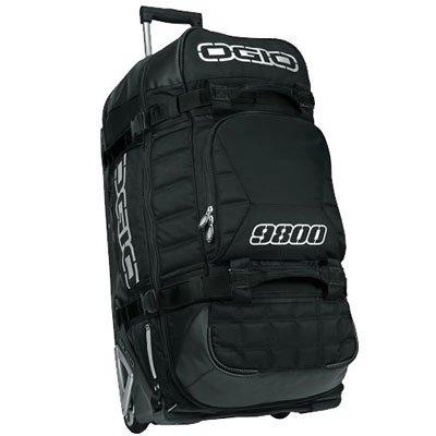 OGIO 121001.03 Black Rig 9800 Rolling Luggage Bag