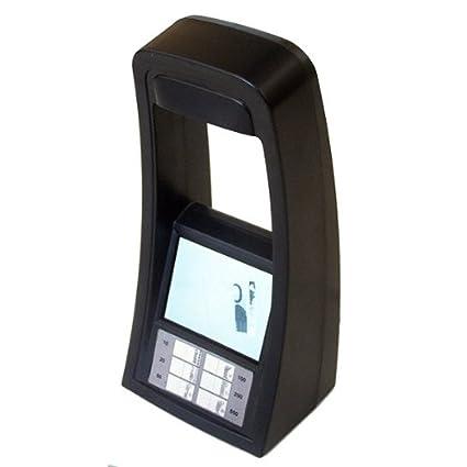Detector de billetes falsos bajo VÍDEO por infrarrojos