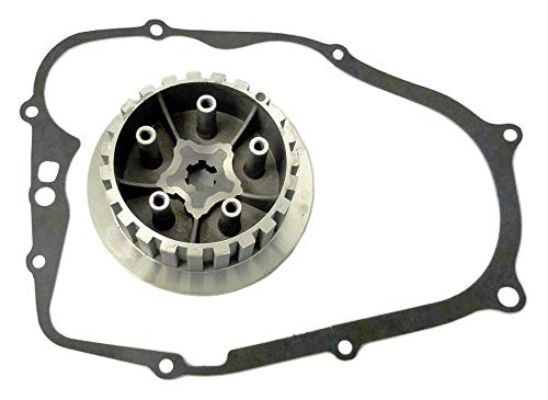 - Inner Clutch Hub Basket Right Side Clutch Cover Gasket Yamaha YFS200 Blaster 200