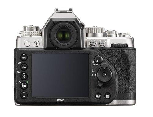 Nikon 1528 DF 16.2 MP CMOS FX-Format Digital SLR Camera (Black) with AF-S Nikkor 50mm f/1.8G Lens, 4GB Card and Camera… 4