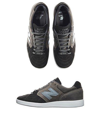 New Balance - Zapatillas para hombre gris gris