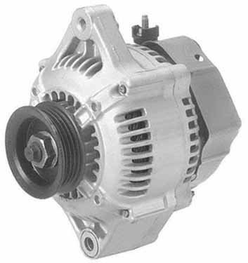 1995 Honda Civic Alternator - Quality-Built 13509N Import Altenator