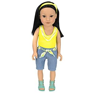 Journey Girls 18 inch Soft-Bodied Doll - Callie