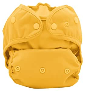 Kissa's One Size Diaper Cover, Gold Glow