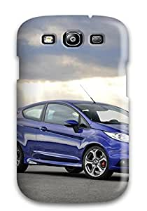 Defender Case With Nice Appearance (ford Fiesta St Purple ) For Galaxy S3