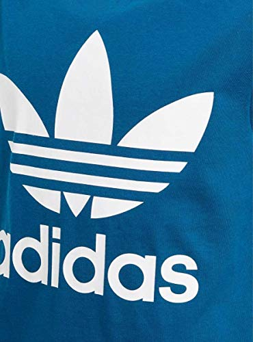 Bambini bianco Maglietta Trefoil Adidas Legend Tee Unisex Marine 6wInq0np