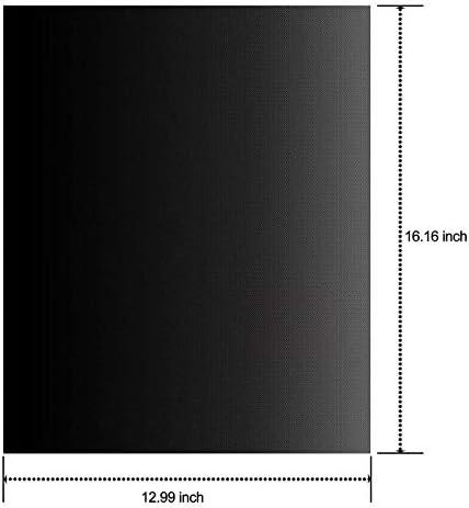 (N/A) Chaleur Facile, Tapis de Barbecue au Four, Accessoires de Barbecue réutilisables antiadhésifs de 40 * 33 cm Tapis de Gril pour Outil de Four à Micro-Ondes Barbecue-cuivre
