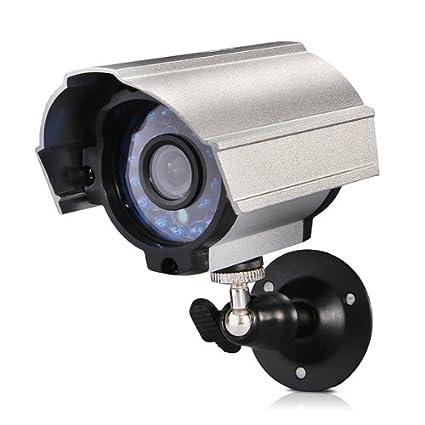 700TVL Cámara CCTV Sistema de Seguridad Vigilancia Cámara CMOS de Alta Definición Impermeable IR-CUT