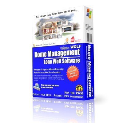 Home Management Wolf - Home Management & Inventory Software