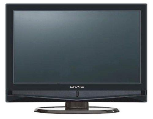 Craig 15.6-Inch 720p 120Hz LCD TV, Black