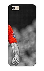 Durable Protector Case Cover With Soccerphotography Manchester United Fc Ryan Giggs Premier League Cutout Hot Design For Iphone 6 Plus (ideal Gift For Lovers)