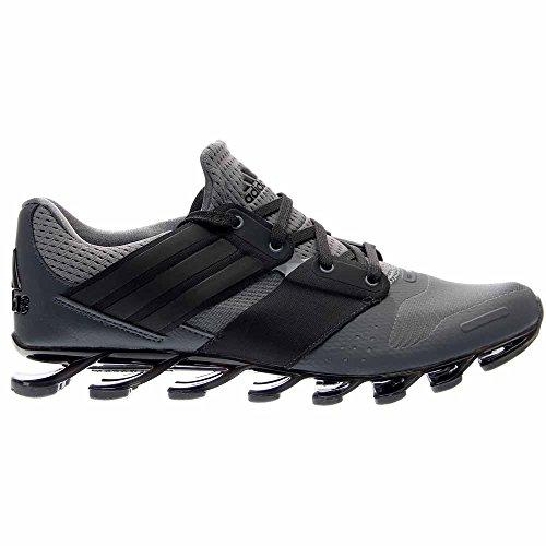 Adidas Springblade Solyce Mens Scarpa Da Corsa Aq5677 Grigio / Nucleo Nero / Collegiata Reale