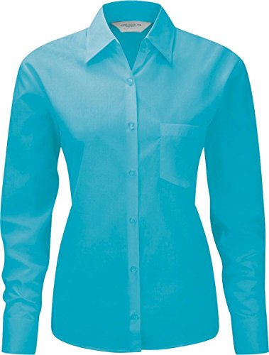 Russell Collection - Camisas - para mujer turquesa