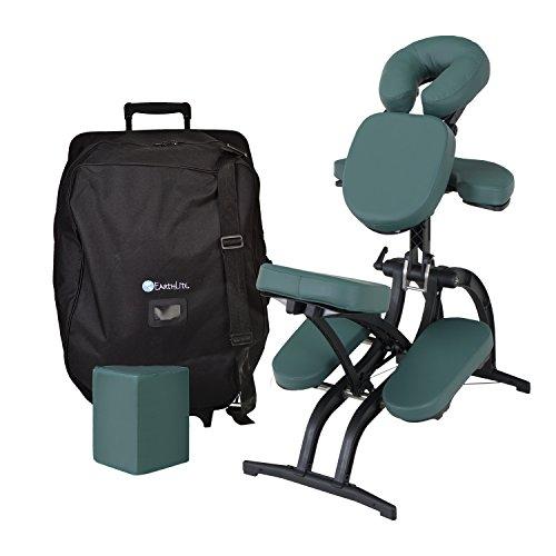 EarthLite Avila II Portable Massage Chair Package – The M...