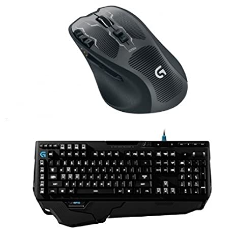 5f42be2a822 Logitech G700s Rechargeable Gaming Mouse - Black: Amazon.co.uk: Computers &  Accessories