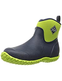 Muck Boots Kids Muckster II Ankle - Navy Lime