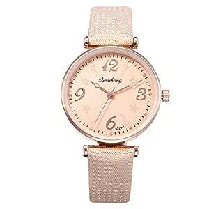 DAYLIN Vintage Reloj Pulsera Mujer Relojes de Moda para Chicas ...