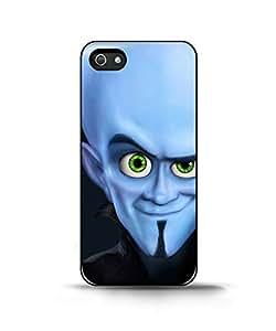 Megamind- Funda Carcasa para Apple iPhone 4 / iPhone 4S