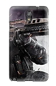 Hot Awesome Defender Tpu Hard Case Cover For Galaxy Note 3- Call Of Duty Black Ops 2 Video Game 5667738K69118260