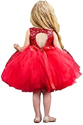 Girls Sequins Birthday Party Dress