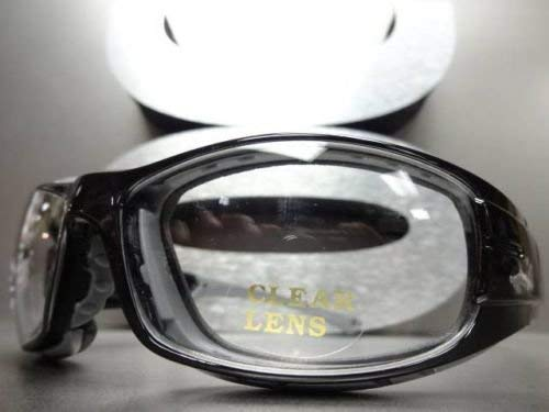 - Sport Racquetball Lens Lensless Protective Padded Safety Glasses Goggles Eyewear