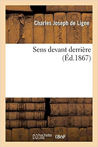 Sens Devant Derriere Litterature French Edition De