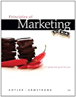 Principles of Marketing, 14th Edition Front Cover