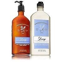Bath & Body Works Aromatherapy Sleep - Lavender + Vanilla Body Lotion, 6.5 Fl Oz...
