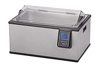 PolyScience WB28A11B Digital General Purpose Water Bath, 28 L Capacity, 120V/60 Hz (B00N5IM9SA) | Amazon price tracker / tracking, Amazon price history charts, Amazon price watches, Amazon price drop alerts