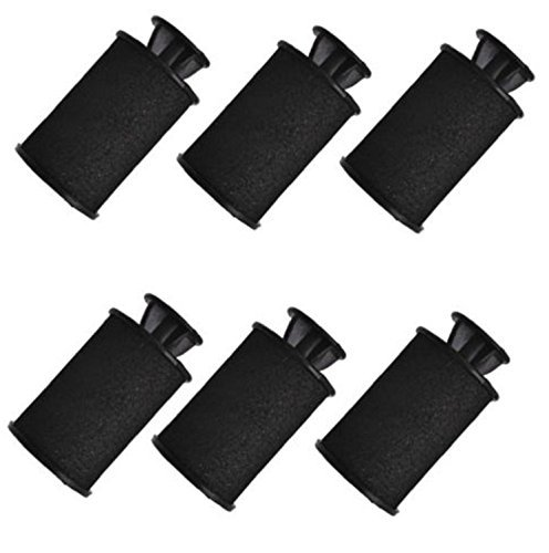 LIKE SHOP Monarch 1131-1136-1138-1130 Ink rollers, 6 pack ink for Monarch paxar label gun