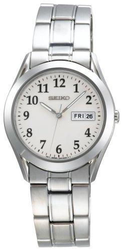 Seiko Men s SGG799 Silver-Tone Watch