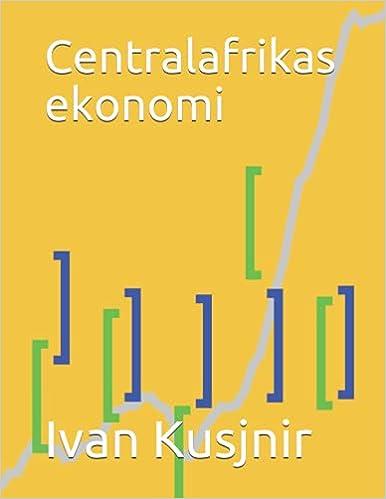 Centralafrikas ekonomi