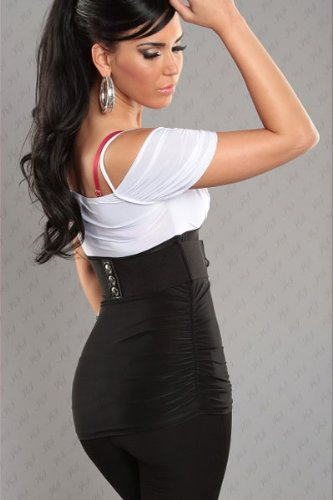 814ba2a708f50b Sexy Latina Top Longtop Belted Red - Buy Online in Oman.