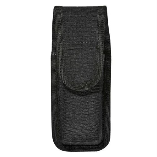 Bianchi 31345 8003 Single Mag Pouch, Black, Size 02