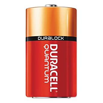 Amazon.com: Duracell QU1400 Quantum Alkaline C Batteries