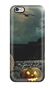 Jeffrey Wasser Design High Quality Hallowen Cover Case With Wonderful Style For Iphone 6 Plus