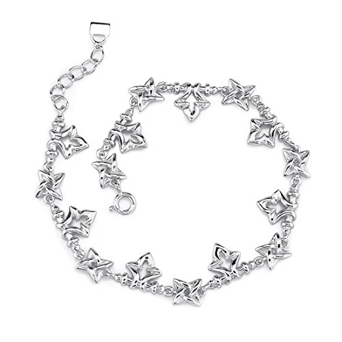 Sterling Silver Rhodium Nickel