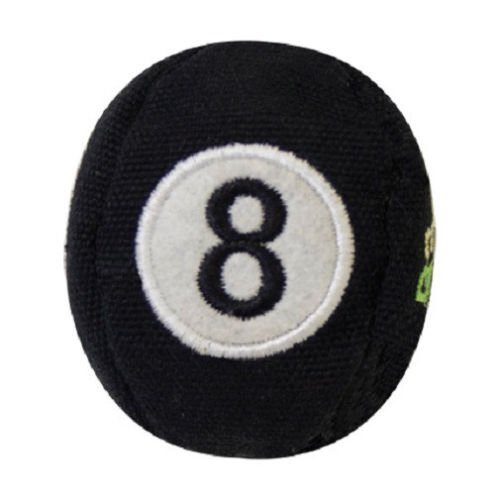 100% Catnip Filled Magic 8 Ball Cat Toy By Cosmic