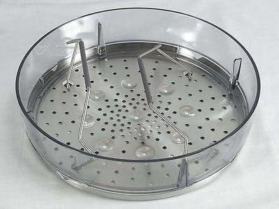 Kenwood - Cesta para cocción al vapor Cooking Chef KM080, KM086, KM090, KM070, KM060, KM098: Amazon.es: Hogar